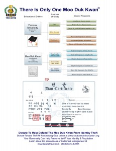 Internationally Certified Instructors